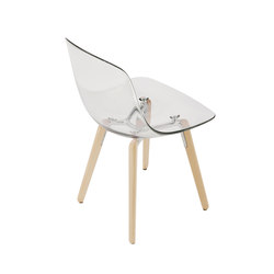 Ovvio-W Side Chair | Sillas | Aceray