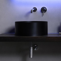 Abisso Countertop low profile washbasin | Lavabos | Atelier12
