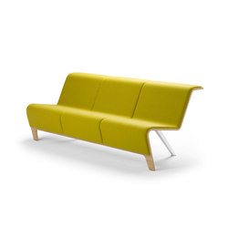 Back Modular Seating | Éléments de sièges modulables | Sellex