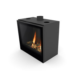 Versal Insert | Versal 600 | Gas fireplaces | Planika