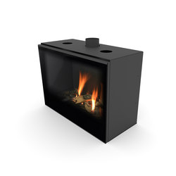 Versal Insert | Versal 750 | Gas fireplaces | Planika