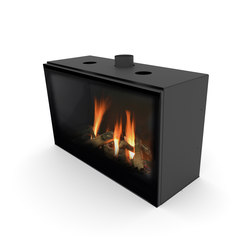 Versal Insert | Versal 900 | Closed fireplaces | Planika