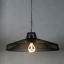 Moire Worker Suspension | Suspended lights | Oggetti