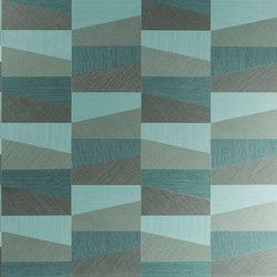 Focus Polygon | Carta parati / tappezzeria | Arte