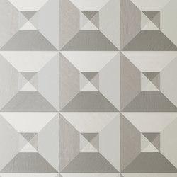 Focus Pyramid | Carta parati / tappezzeria | Arte