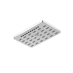 390 4432 Rainshower 320 mm x 200 mm x 33 mm | Shower controls | Steinberg