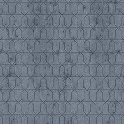 Metal X Signum Domus | Wall coverings / wallpapers | Arte