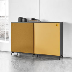 My Urban Storage Two Shelves | Credenze | Holmris B8