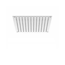 390 6312 Relax Rain Rain Panel 350 mm x 350 mm | Shower controls | Steinberg