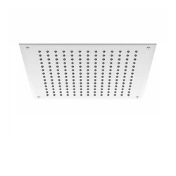 390 6512 Relax Rain Rain Panel 550 mm x 550 mm | Shower controls | Steinberg
