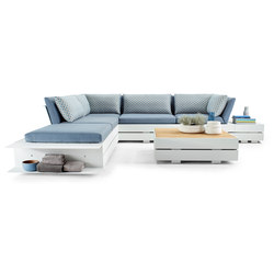Boxx Lounge - Arrangement 1 | Sofas | solpuri