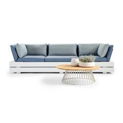 Boxx Lounge - Arrangement 2 | Sofas | solpuri