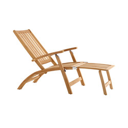 Deck Chair Windsor | Lettini giardino | solpuri