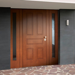 Elite 16.5076 M60Vip | Entrance doors | Bauxt