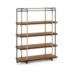 Bak | bookcase | Office shelving systems | Frag