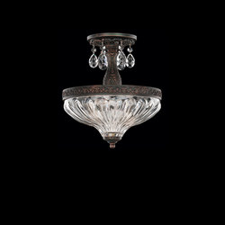 Milano Ceiling | Allgemeinbeleuchtung | Swarovski Lighting