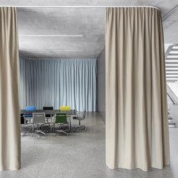 Acoustic Divider Vario | Drapery fabrics | Création Baumann
