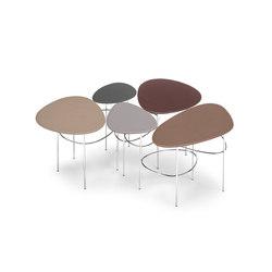 Viae 5 | Lounge tables | Frag