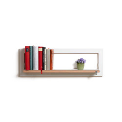 Fläpps Shelf 80x27-1 | White | Estantería | Ambivalenz