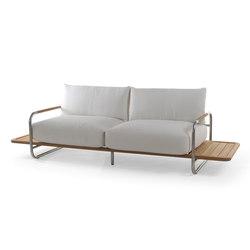 Hugo sofa | Garden sofas | Unopiù