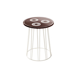Dix enamel | Side tables | Svedholm Design