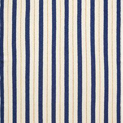 Pinstripe Blanket - Blue | Mantas | ferm LIVING
