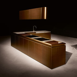 DC10 | Island kitchens | Rossana