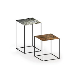 Slim Irony Art Low Tables | Tavolini alti | ZEUS