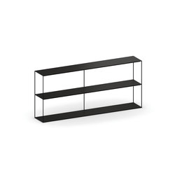 Slim Irony Sideboard | Shelving | ZEUS