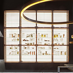 W75 | Display cabinets | Rossana