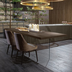 W75 | Dining tables | Rossana
