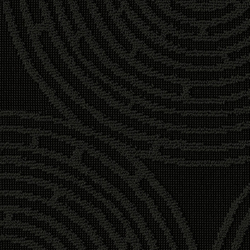 Vulcano 0638 Black | Tappeti / Tappeti design | OBJECT CARPET