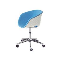 Uni-ka 597M-DR | Chairs | Metalmobil