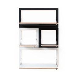 flpps shelf system baldas estantes de pared ambivalenz - Estantes De Pared