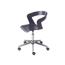 Ibis 002-DR | Chairs | Metalmobil