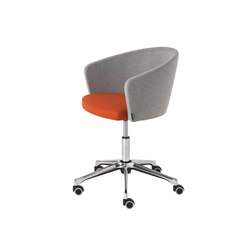 Kicca 021-DR | Chairs | mETALmobil