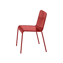 Stripes 547 | Chairs | Metalmobil
