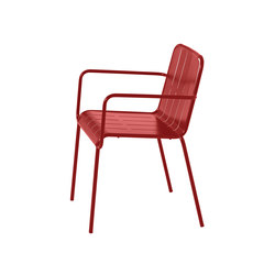 Stripes 548 | Chaises | Metalmobil