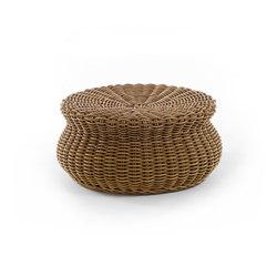 Mamy pouf | Tavoli bassi da giardino | Unopiù