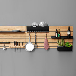 WERK wall panel | Kitchen organization | Jan Cray
