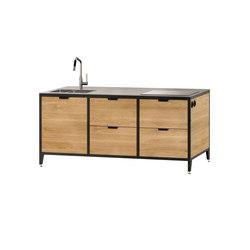 WERK modular kitchen | Cocinas modulares | Jan Cray