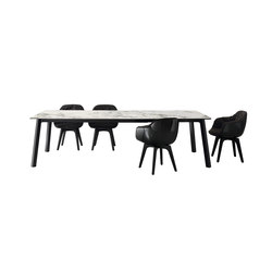 Merlot extending table | Dining tables | Dressy