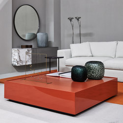 Blake | Lounge tables | Meridiani