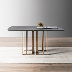 Charlie Table | Dining tables | Meridiani
