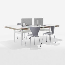 Studio Fact | Desking systems | Bene