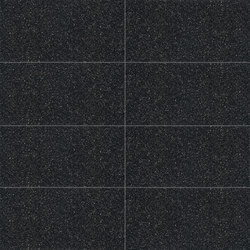 Arte | Terrazzo Black | Floor tiles | TERRATINTA GROUP