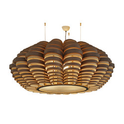 Glow XL-L | Suspended lights | Passion 4 Wood