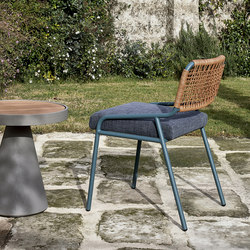 Blend Tai Chair | Chairs | Meridiani