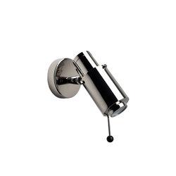BINY   SPOT - BULB nickel/nickel   Wall lights   DCW éditions