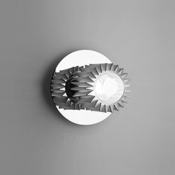 IN THE SUN | 190 wall silver/silver | Wall lights | DCW éditions